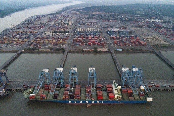 największe porty w Indiach