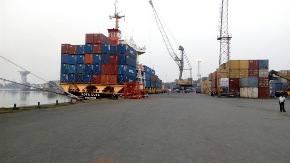 kandla port - the biggest ports in india