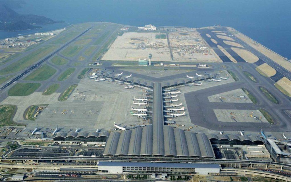 hong kong - biggest cargo airports in china