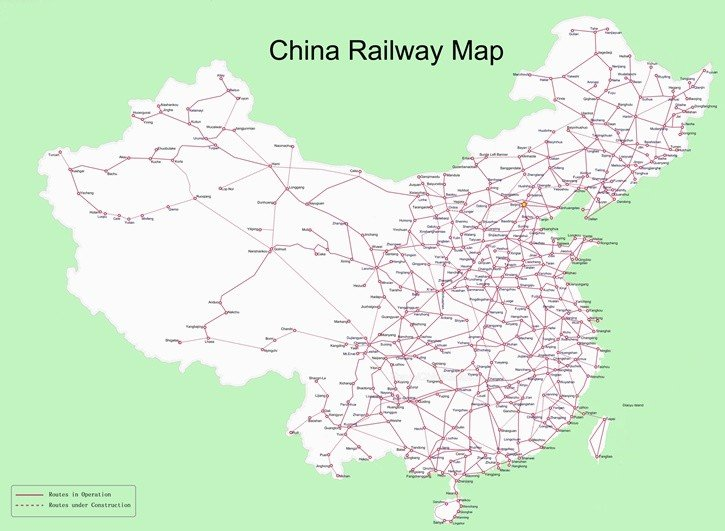 chinese stations