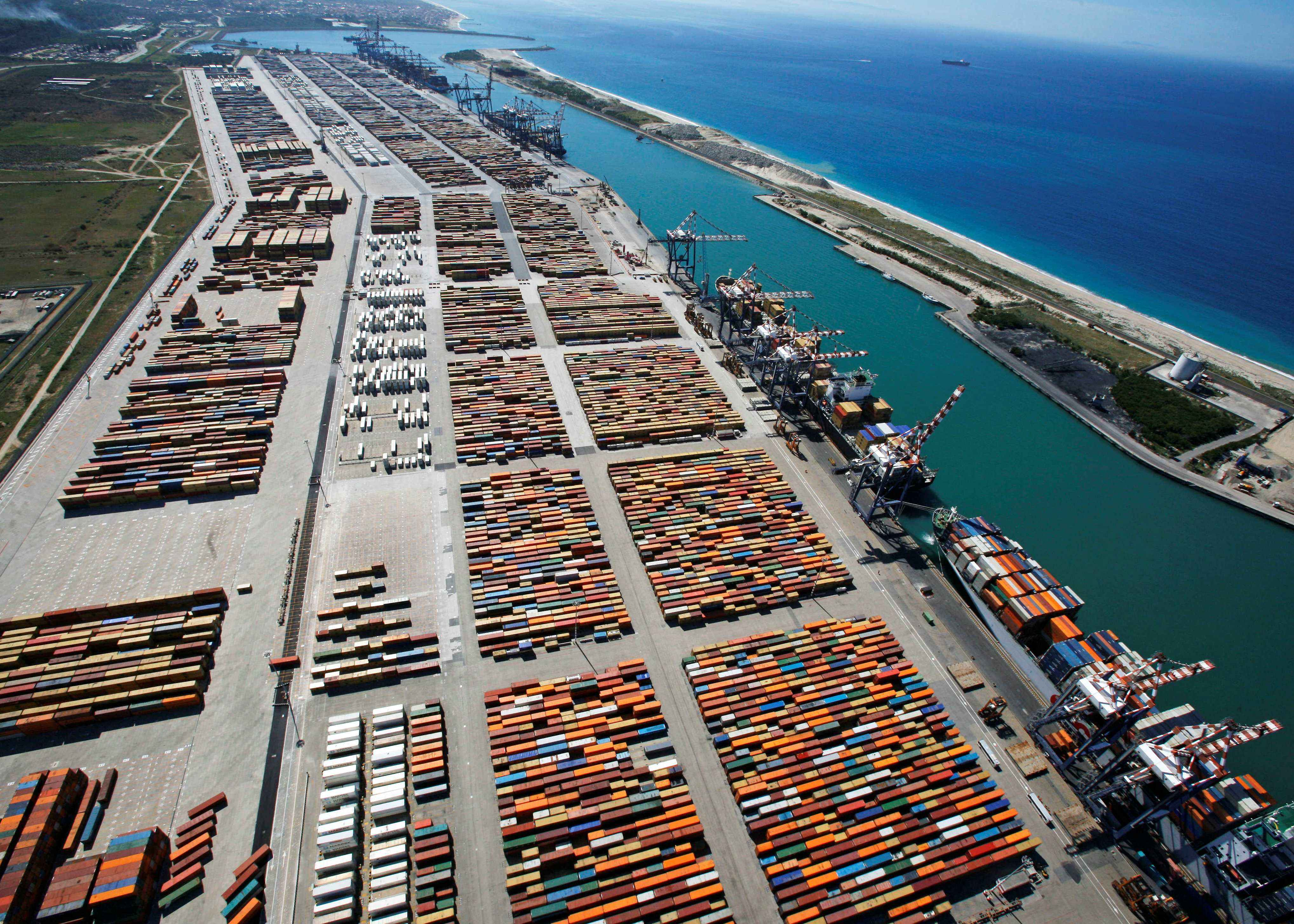 gioia tauro the largest ports in europe