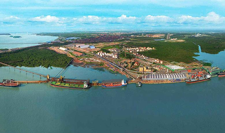 Itaqui port