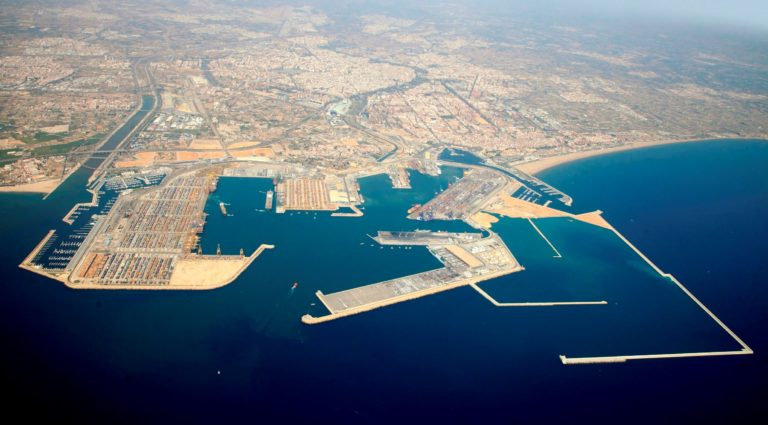 the largest ports in europe