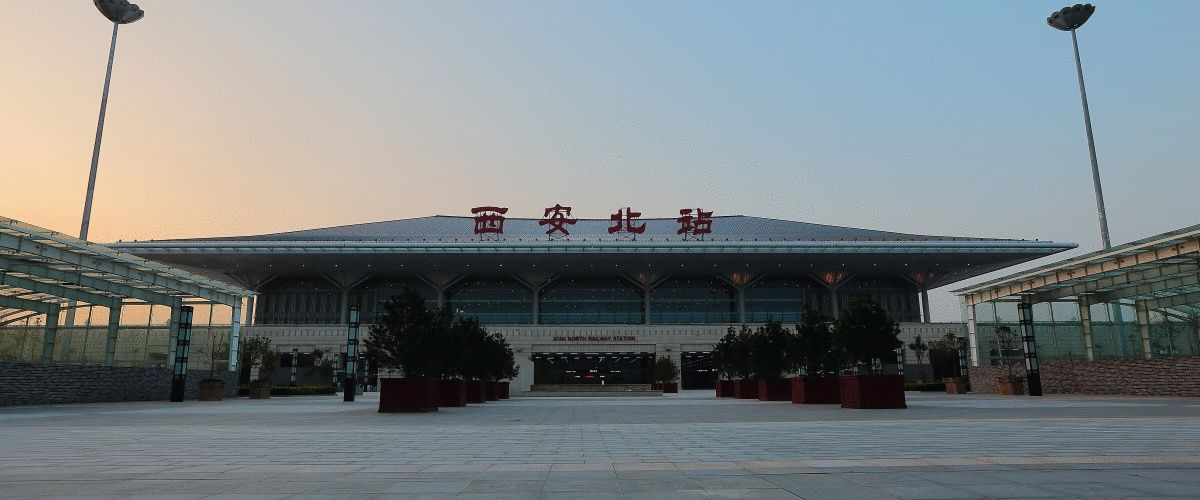 xi'an - chinese stations